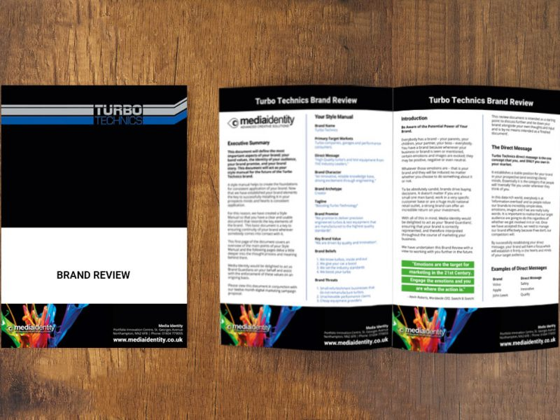 Turbo Technics Brand Review by Media Identity Advance Creative Solutions