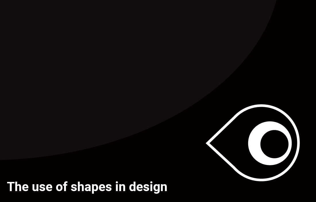 The use of shapes in design